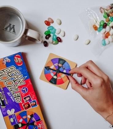 Bonbons Bertie Crochue - Jelly Belly Beans - Jeu Beanboozled,  Harry Potter, Boutique Harry Potter, The Wizard's Shop