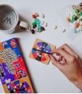 Bonbons Bertie Crochue - Jelly Belly Beans - Jeu Beanboozled