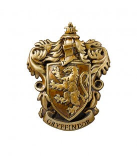 Gryffindor House Coat of Arms