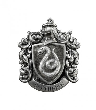 Slytherin House Wall Coat of Arms