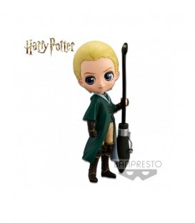 Figurine Q Posket - Draco Malfoy Quidditch,  Harry Potter, Boutique Harry Potter, The Wizard's Shop