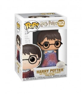 Figurine POP! Harry Potter Cape D'invisibilité