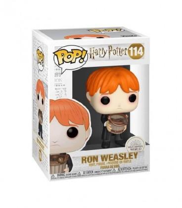 Figurine POP! N° 114 Ron Weasley Crache Limace,  Harry Potter, Boutique Harry Potter, The Wizard's Shop