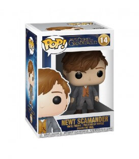 POP! N°14 Newt Scamander Figure