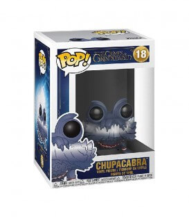 Figurine POP! N°18 Chupacabra,  Harry Potter, Boutique Harry Potter, The Wizard's Shop