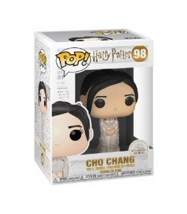 Figurine POP! N°98 Cho Chang,  Harry Potter, Boutique Harry Potter, The Wizard's Shop