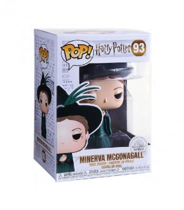 Figurine POP! N°93 Minerva Mcgonagall,  Harry Potter, Boutique Harry Potter, The Wizard's Shop