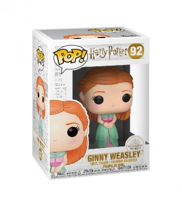 Figurine POP! N°92 Ginny Weasley,  Harry Potter, Boutique Harry Potter, The Wizard's Shop