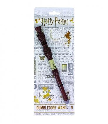 Baguette Dumbledore magique stylo,  Harry Potter, Boutique Harry Potter, The Wizard's Shop
