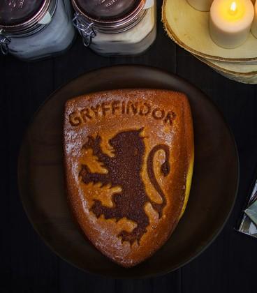 Gryffindor Silicone Cake Mold
