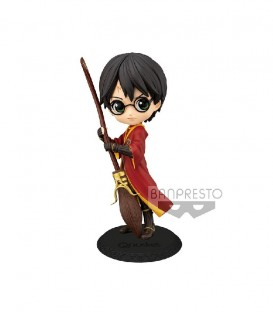 Figurine Q Posket - Harry Potter Quidditch Style