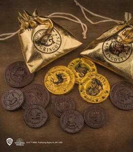 Moule à Pièces de Banque Gringotts en chocolat - Harry Potter