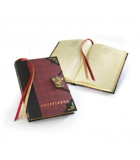 Carnet Journal Deluxe Gryffondor