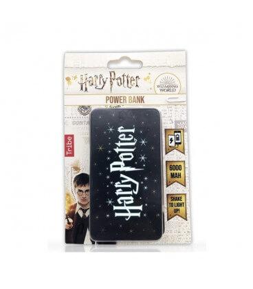 Power Bank Logo lumina Harry Potter