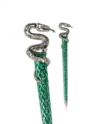 Stylo Serpentard Deluxe,  Harry Potter, Boutique Harry Potter, The Wizard's Shop