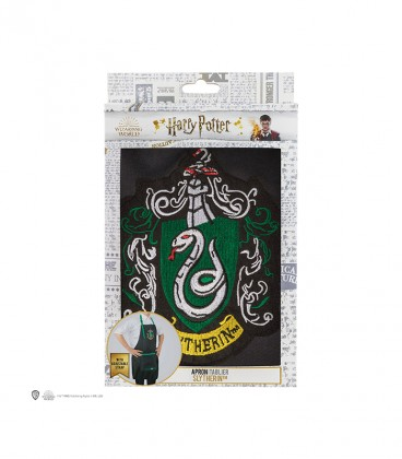 Tablier Serpentard,  Harry Potter, Boutique Harry Potter, The Wizard's Shop