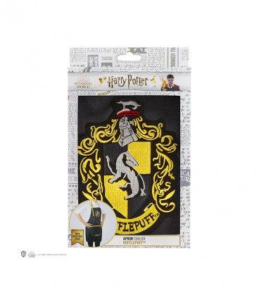 Tablier Poufsouffle,  Harry Potter, Boutique Harry Potter, The Wizard's Shop