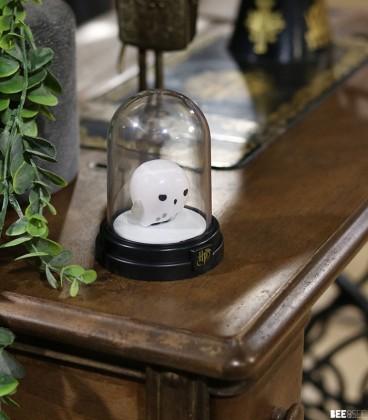 Mini Lampe sous cloche Hedwig,  Harry Potter, Boutique Harry Potter, The Wizard's Shop
