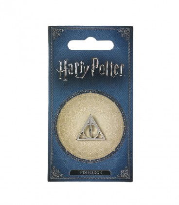 Deathly Hallows Pins