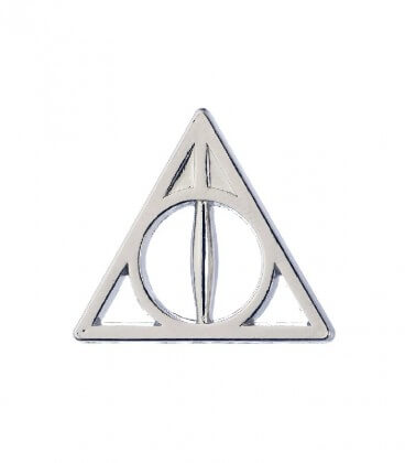 Pin's Reliques de la mort,  Harry Potter, Boutique Harry Potter, The Wizard's Shop