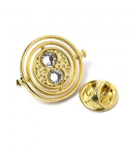 Hermione's Time Turner Pins