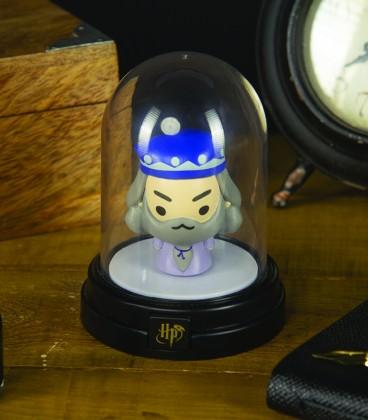 Mini Lampe sous cloche Dumbledore,  Harry Potter, Boutique Harry Potter, The Wizard's Shop