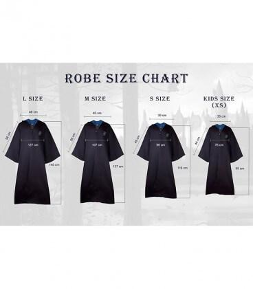 Ravenclaw Wizard's Robe