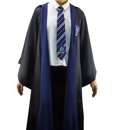 Robe de Sorcier Serdaigle - Adulte,  Harry Potter, Boutique Harry Potter, The Wizard's Shop