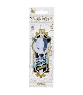 Hufflepuff bookmark - Harry Potter