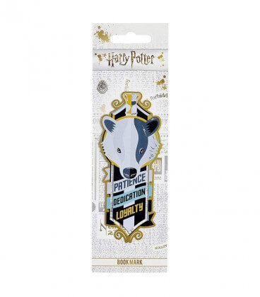 Marque-page Poufsouffle - Harry Potter,  Harry Potter, Boutique Harry Potter, The Wizard's Shop
