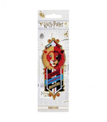 Gryffindor Bookmark - Harry Potter