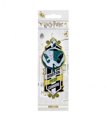 Marque-page Serpentard - Harry Potter,  Harry Potter, Boutique Harry Potter, The Wizard's Shop