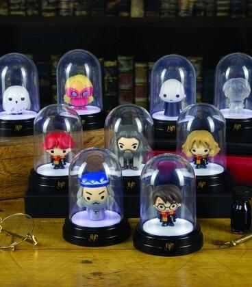 Mini Lampe sous cloche Harry Potter Luna,  Harry Potter, Boutique Harry Potter, The Wizard's Shop