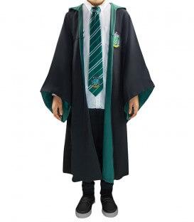 Slytherin Wizard's Robe - Kids