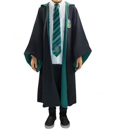 Robe de Sorcier Serpentard - Enfant,  Harry Potter, Boutique Harry Potter, The Wizard's Shop