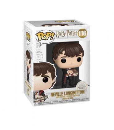 Figurine POP! N°116 Neville Londubat,  Harry Potter, Boutique Harry Potter, The Wizard's Shop