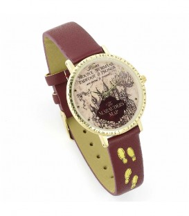 Montre Carte du Maraudeur - Harry Potter,  Harry Potter, Boutique Harry Potter, The Wizard's Shop