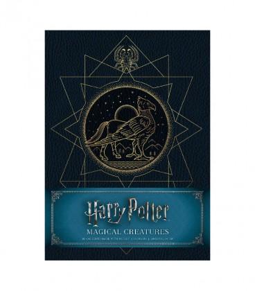 Sketchbook Harry Potter - Carnet de croquis,  Harry Potter, Boutique Harry Potter, The Wizard's Shop