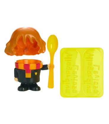 Hermione Granger egg cup and cookie cutter