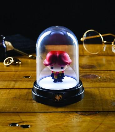 Mini Lampe sous cloche Harry Potter Ron,  Harry Potter, Boutique Harry Potter, The Wizard's Shop