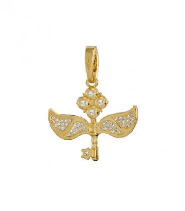 Charm Lumos Flying Key n°12