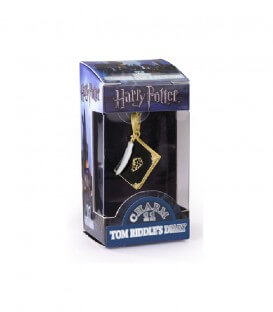 Charm Lumos Journal de Tom Jedusor n°11,  Harry Potter, Boutique Harry Potter, The Wizard's Shop