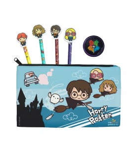 Set de Papeterie kawaii Harry Potter