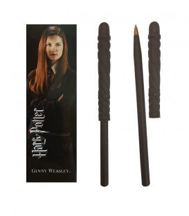 Stylo Baguette & Marque-page Ginny Weasley,  Harry Potter, Boutique Harry Potter, The Wizard's Shop