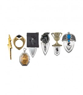 Collection de Marque-pages Horcruxes Harry Potter