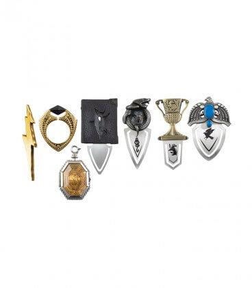 Collection de Marque-pages Horcruxes Harry Potter,  Harry Potter, Boutique Harry Potter, The Wizard's Shop
