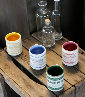Set de 4 Tasses à café Expresso de Potions Harry Potter,  Harry Potter, Boutique Harry Potter, The Wizard's Shop