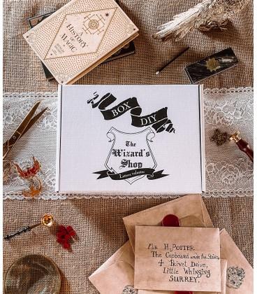 Box DIY N°1 : Lettres Volantes