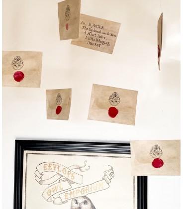 DIY Box n °1: Flying Letters