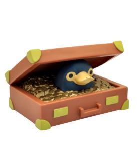 Piggy Bank Chibi Niffler Suitcase - Fantastic Beasts